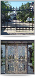 Fence and gates in Houston